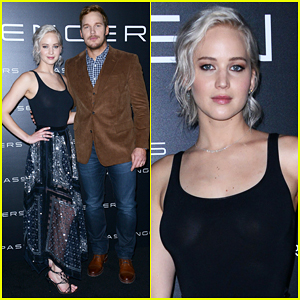 Jennifer Lawrence Is Very Serious About Being Proud Of 'Passengers'!