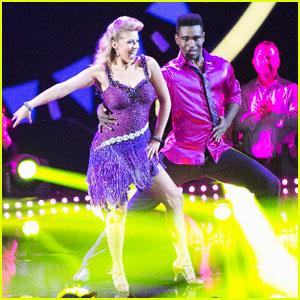 Jodie Sweetin Says Judges Were 'Pretty Fair' in Disney Night Scoring