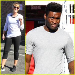 Jodie Sweetin & Keo Motsepe Are Honoring 'Growth' With Foxtrot for 'DWTS'