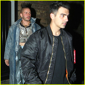 Joe Jonas Says He's Written A Song That Will Piss A Certain Someone Off