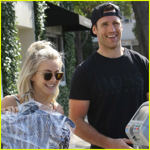Julianne Hough & Brooks Laich Hang After His Hockey Season Ends