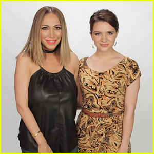 Katie Stevens Knows Karma Does Love Amy on 'Faking It'