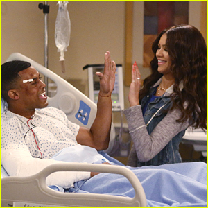 Who's Being Darien's Accident On 'K.C. Undercover'? Watch a Sneak Peek Now!