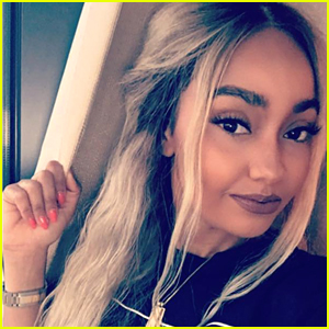 Little Mix's Leigh-Anne Pinnock Has Gone Blonde for the Summer