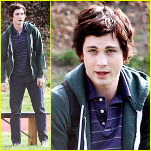Logan Lerman's New Movie 'Sidney Hall' Begins Filming