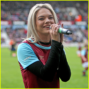 Louisa Johnson Registers First Post-X Factor Song