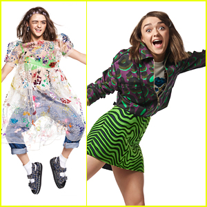 Maisie Williams Says The Industry Frightens Her in Nylon's Young Hollywood Issue