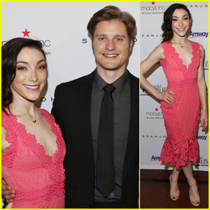 Meryl Davis & Charlie White Pair Up for Skating with the Stars Gala 2016
