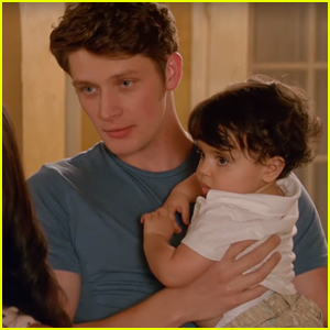 Michael Is On Step-Daddy Duty On 'Jane The Virgin' Tonight