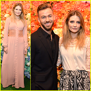 Mischa Barton Wears Two Looks For boohoo.com Pop-Up Party After DWTS Practice
