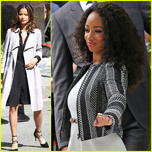 Monique Coleman Starts Filming 'Miranda's Rights' With Jamie Chung