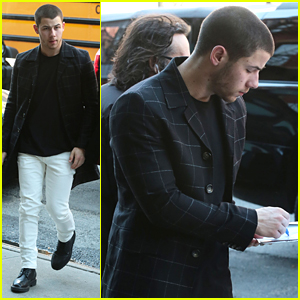 Nick Jonas Remembers Having Stinky Breath During His First Kiss
