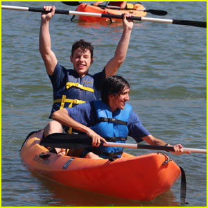 Nolan Gould Loves Being Outdoors!