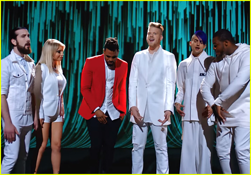 Pentatonix Throw It Back To the '90s with 'If I Ever Fall In Love' Music Video - Watch Now!