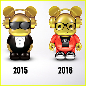 2016 RDMAs Ardy Vinylmation Figure Gets New Red Suit - JJJ FIRST LOOK (Exclusive)