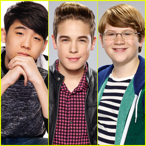 Lance Lim, Ricardo Hurtado, & Aidan Miner Talk 'School of Rock' With JJJ!