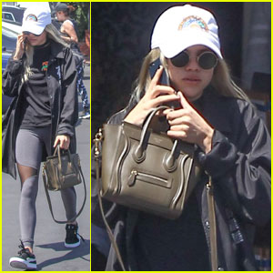 Sofia Richie Enjoys a Sunny Day in L.A.