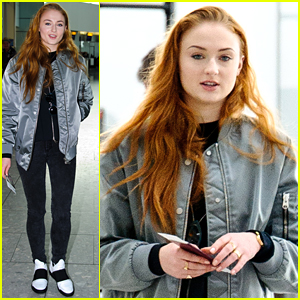 Sophie Turner Hints At Sansa Stark's Storyline For New Season of 'Game of Thrones'