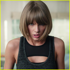 Taylor Swift Raps To Drake's 'Jumpman' In Apple Music Ad - Watch Now!