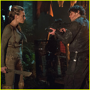 Raven Goes To The Dark Side on 'The 100' Tonight