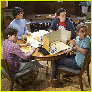Adam Brings Dungeons & Dragons Into A Basketball Game on 'The Goldbergs' Tonight