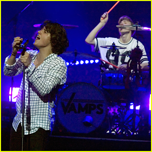 The Vamps Sell Out Scotland's SSE Hydro - See Concert Pics!