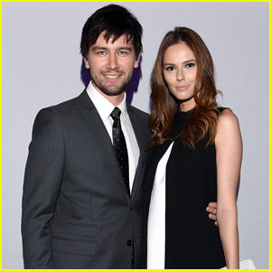 Reign's Torrance Coombs Marries Alyssa Campanella!