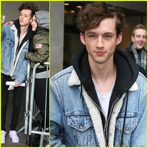 Troye Sivan Defines 'Youth' As 'Making Mistakes' & 'Doing Stupid Things'