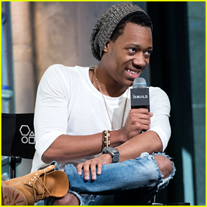 Tyler James Williams Took 'Beyond Borders' Role To Prepare For Any Danger