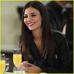 FIRST LOOK: Victoria Justice Guest Stars on 'Cooper Barrett's Guide to Surviving Life' (Pics)