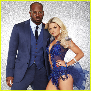 Von Miller & Witney Carson Become Prince Charming & Cinderella For 'DWTS' - Watch Now!