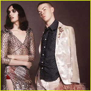 Will Poulter Fronts Marc Jacobs' Spring Campaign