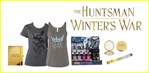 Win a FREE 'The Huntsman: Winter's War' Prize Pack!