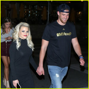 Witney Carson Couples Up With Hubby Carson McAllister for Post-DWTS Dinner