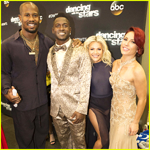 Witney Carson & Sharna Burgess Were Both 'Honored' To Be Part of Von Miller & Antonio Brown's DWTS Memorable Dances