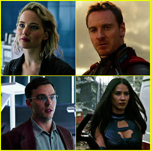Jennifer Lawrence & Nicholas Hoult Star In Final 'X-Men: Apocalypse' Trailer - Watch Now!