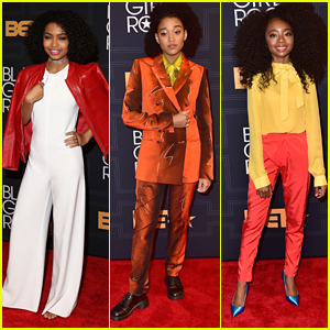Yara Shahidi & Skai Jackson Step Out For 'Black Girls Rock' 2016