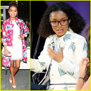 Yara Shahidi On Her Heritage: 'I Will Never Hide That' I'm Black & Persian