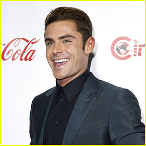 Zac Efron Laughs Off Funny 'Baywatch' Fall Photos