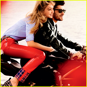 Gigi Hadid & Zayn Malik Take Romantic Trip to Italy in 'Vogue' Feature