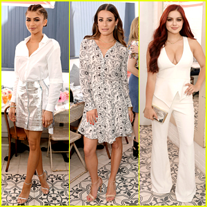 Zendaya & Game-Changing Women Toasted at 'Glamour' Lunch
