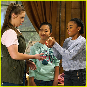 Zuri & Tiffany Find An Eagle's Egg & Ravi Gets His First Girlfriend on 'Bunk'D'!