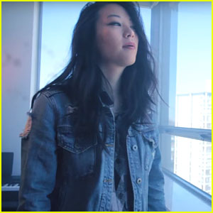Arden Cho Debuts 'Take It Off' Lyric Video - Watch Now!