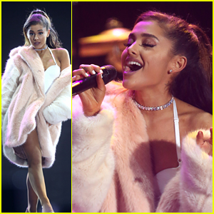 Ariana Grande Puts on Glam Show at Wango Tango 2016