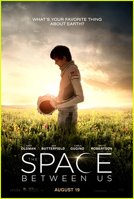 Asa Butterfield & Britt Robertson Fall in Love in New 'Space Between Us' Trailer - Watch Now!