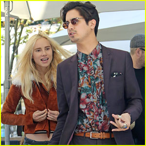 Avan Jogia Lunches With Suki Waterhouse After Debuting New Eps of 'Last Teenagers of The Apocalypse'