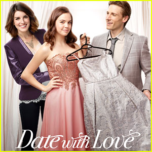 Bailee Madison Goes To Prom In Hallmark Channel's 'Date With Love'