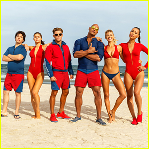 Zac Efron & 'Baywatch' Cast Wrap Movie's Production!