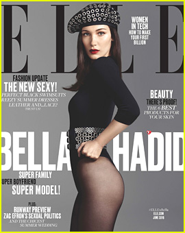 Bella Hadid Reveals Her Secret to Taking the Perfect Photo