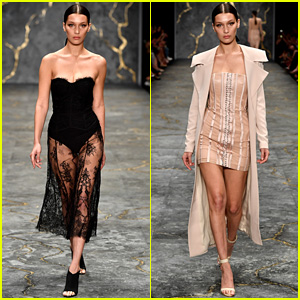 Bella Hadid: 'I'd Very Much Like to Try Acting'